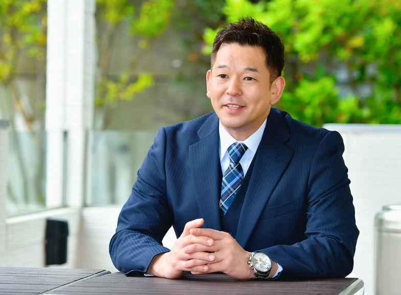 株式会社グランゲート 代表取締役 岡庭真一